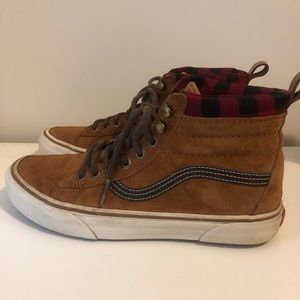 Vans MTE all weather shoes
